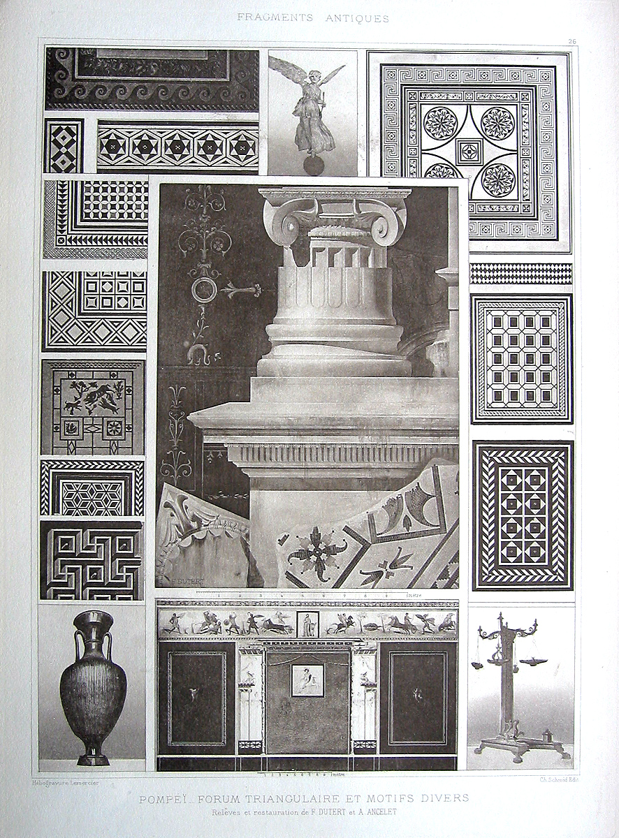 86 roman interior design history greek and roman for Greek interior design history