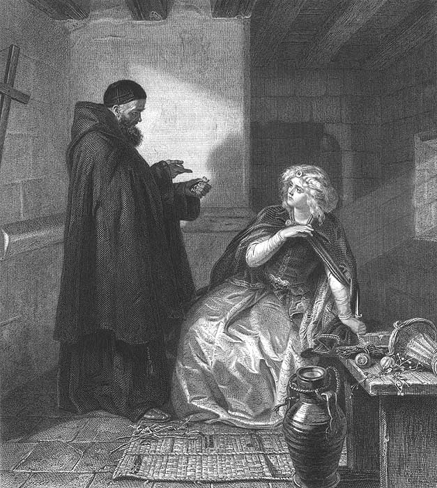 the contribution of friar lawrence in the play romeo and juliet A number of flaws contributed to their deaths, but the major ones were individual   and yet, by the end of the play, romeo and juliet are dead the only cold   could have certainly stopped the deaths of romeo and juliet is friar lawrence.