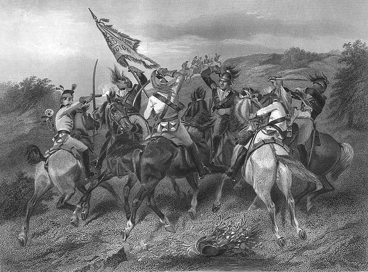 what happened after the battle of cowpens