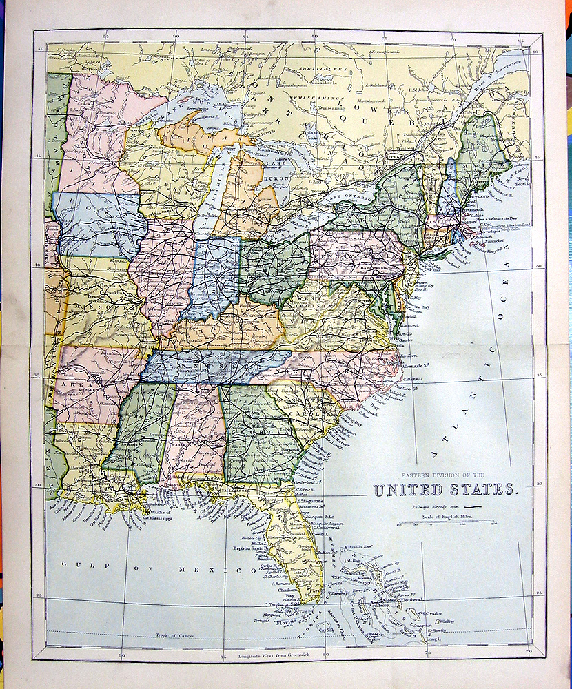 Map Of Eastern States Pictures to Pin on Pinterest - PinsDaddy